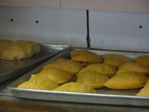 Freshly Baked Patties